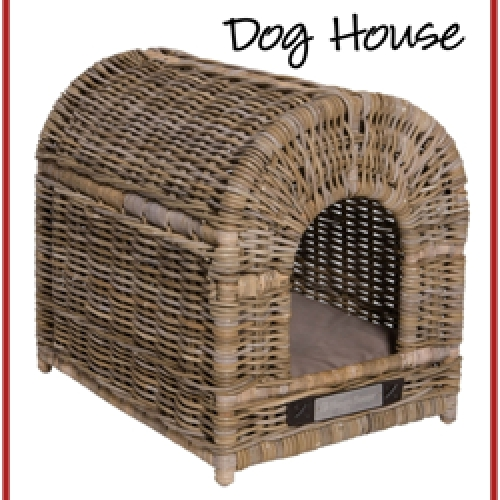 Wicker Basket Manufacturers South Africa : Dog house caneworld